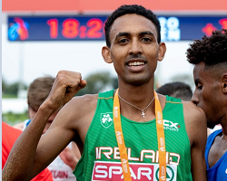 <b>Efrem Gidey Wins U20 Bronze At Euro Cross Country Championships</b>