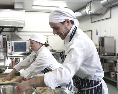 School of Culinary Arts and Hospitality