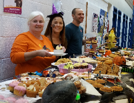 Childcare Level 6 Cake Sale