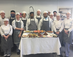 Professional Cookery Level 6 Culinary Event