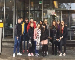 Pre-university Physiotherapy students trip to the Netherlands