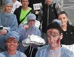 Annual CDETB Zombie Fun 5 km Walk/Run