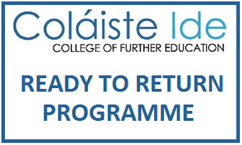 NEW READY TO RETURN PROGRAMME