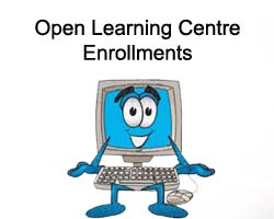 Open Learning Centre Enrollments